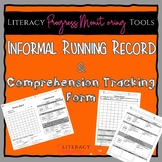 Informal Running Record and Comprehension Check--EASY TO U