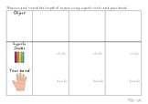 Informal Units of Measurement - Length