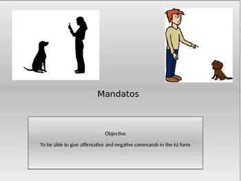 Realidades 3 Capítulo 3 O Realidades 2 capítulo 3B Mandatos Informales