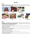 Information Gap Activity - El parque de atracciones - vocabulario