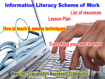 Information Literacy Scheme of Work
