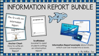 Information Report Pack