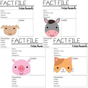 Information Report - Farm Animals