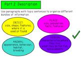 Information Report Notebook Slide