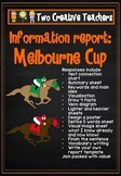Information Report Pack - Melbourne Cup