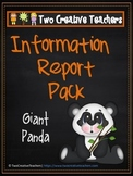 Information Report Pack - Panda