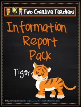 Information Report Pack - Tiger