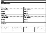 Information Report Plan