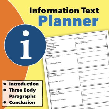 Information Report Planner