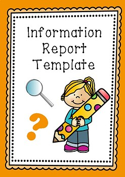 Information Report Template