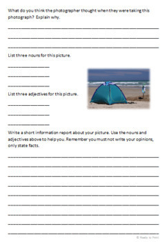 Narrative And Informative Writing Prompts By Ready To Print  Tpt Narrative And Informative Writing Prompts