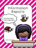 Information Reports - animal