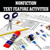 Nonfiction Text Feature Activities | Print & Google Classroom™