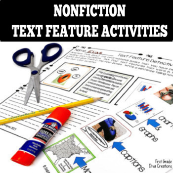Printable Text Feature Activities