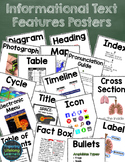 NonFiction {Informational} Text Features Posters