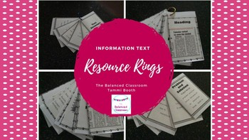 Information Text Resource Rings
