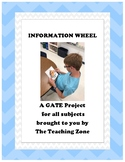 Information Wheel Project - GATE - ESOL - 3-12