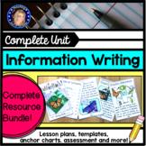 Information Writing Unit