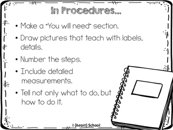 Information Writing for 2nd Grade