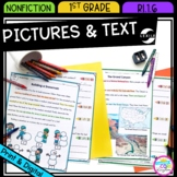 Information in Words and Images - 1st Grade RI.1.6 - Print