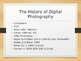 Information on Digital Photography