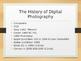 Information on Digital Photography