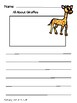 All About Animal Writing (Informational)