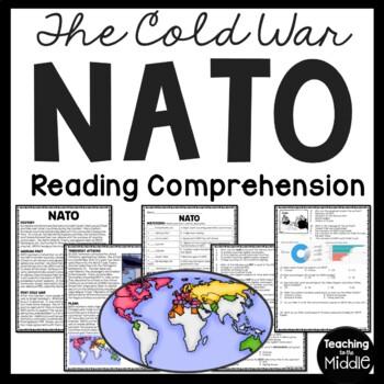 NATO Reading Comprehension Worksheet, DBQ, Cold War, Communism | TpT