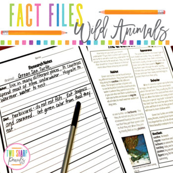 Informational Animal Articles
