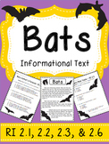 Informational Bat Text - RI 2.1, RI 2.2,  RI 2.3, RI 2.6