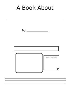 Informational Book Format