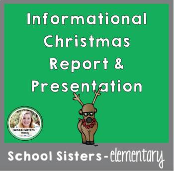 Informational Christmas Report & Presentation