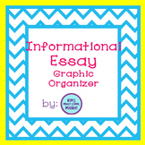 Informational Essay Graphic Organizer