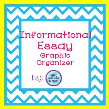 Informational Essay Graphic Organizer