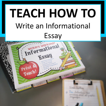 Informational Essay, Writing Workshop