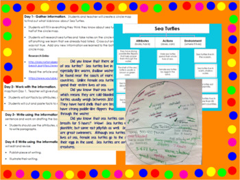 Informational/Expository Research and Writing