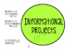 Informational Extension Activities Task Cards