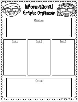 Informational Graphic Organizer