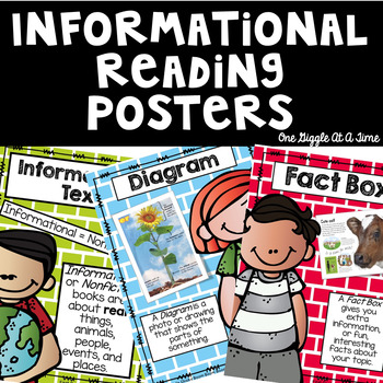 Informational (Nonfiction) Reading Set