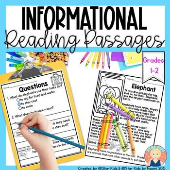 Informational Passages {Mammals}