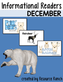 Winter Guided Reading Printable Books