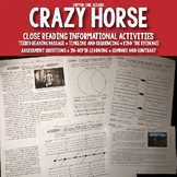 Informational Reading: Crazy Horse Passage and Activities