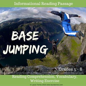 Informational Reading Passage - BASE Jumping
