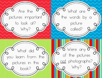Informational Reading Prompts 48 Non Fiction Response Cards Common Core Centers