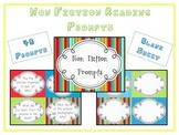 Informational Reading Prompts 48 Non Fiction Response Card