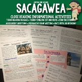 Informational Unit: Sacagawea Close Reading Toolkit