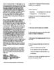Informational Reading Text - Making Rules: Continetal Congress (No Prep)