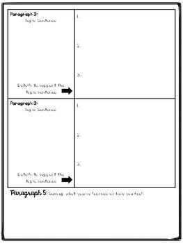 Informational Report Outline