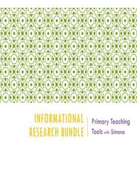 Informational Research Bundle