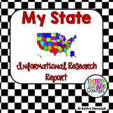 Informational Research Report -- My State